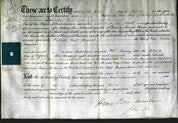 Deed by Married Women - Catherine Janet Stancomb-Original Ancestry
