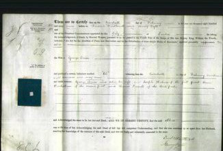 Deed by Married Women - Alice Driver-Original Ancestry