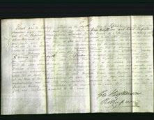 Deed by Married Women - Elizabeth Wilson and Eilzabeth Robinson-Original Ancestry