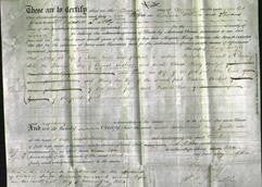 Deed by Married Women - Sarah Bridger and Mary Guile-Original Ancestry