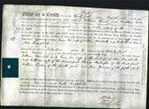 Deed by Married Women - Ann Oxendale and Ruth Brockhill-Original Ancestry