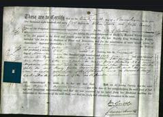Deed by Married Women - Jane Augusta Merriman-Original Ancestry