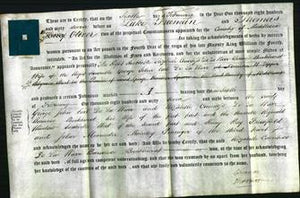 Deed by Married Women - Elizabeth Countess De La Warr Baroness Buckhurst-Original Ancestry