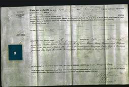 Deed by Married Women - Maryanne Emily Lane-Original Ancestry