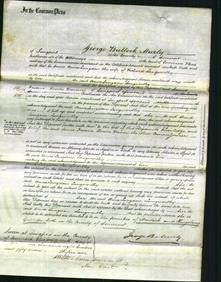 Court of Common Pleas - Anne Langdon Langworthy-Original Ancestry