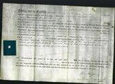 Deed by Married Women - Jane Field-Original Ancestry
