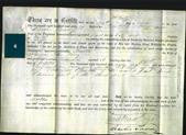 Deed by Married Women - Martha Perry-Original Ancestry