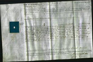 Deed by Married Women - Sarah Anna Edwards-Original Ancestry