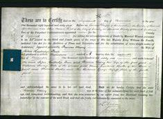 Deed by Married Women - Frances Mary Freer-Original Ancestry