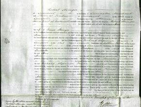 Court of Common Pleas - Ann Stringer-Original Ancestry