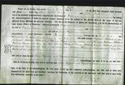 Deed by Married Women - Mary Higgans, Elizabeth Dexter-Original Ancestry