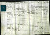 Deed by Married Women - Agnes Salkeld-Original Ancestry