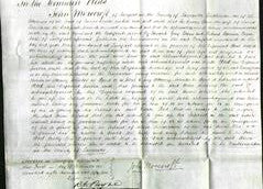 Court of Common Pleas - Anne Kenna-Original Ancestry