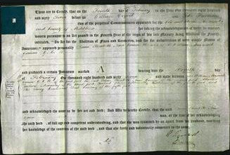 Deed by Married Women - Dame Elizabeth Ann Gromm #3-Original Ancestry