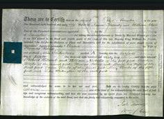 Deed by Married Women - Maria Helms-Original Ancestry