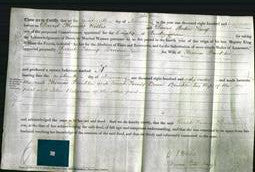 Deed by Married Women - Sarah Fanny Brown Brinkler-Original Ancestry