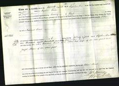 Deed by Married Women - Ellen Read-Original Ancestry