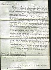 Court of Common Pleas - Hannah Dean-Original Ancestry