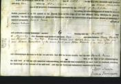 Deed by Married Women - Sarah Jane Gibson-Original Ancestry