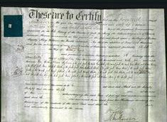 Deed by Married Women - Elizabeth Higgins-Original Ancestry