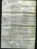 Court of Common Pleas - Sarah Jane Gibson-Original Ancestry