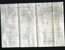 Deed by Married Women - Helen Radford, Sarah Jane Marwood and Elizabeth Blezard-Original Ancestry