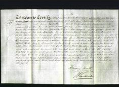 Deed by Married Women - Jane Butterworth-Original Ancestry