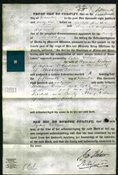 Deed by Married Women - Lydia Delano-Original Ancestry