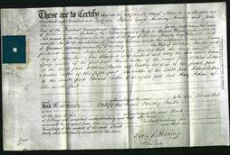 Deed by Married Women - Dorothy Banks-Original Ancestry