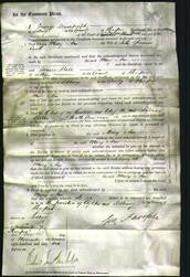 Court of Common Pleas - Mary Ann Cooke-Original Ancestry