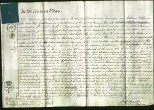 Court of Common Pleas - Ann Bell-Original Ancestry