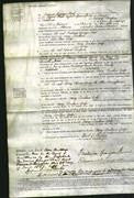 Court of Common Pleas - Mary Denham Gedge-Original Ancestry