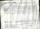 Deed by Married Women - Elizabeth Boyce-Original Ancestry