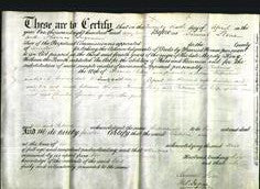 Deed by Married Women - Rebecca Riley-Original Ancestry