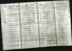 Deed by Married Women - Mary Chandler-Original Ancestry