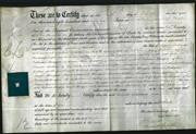 Deed by Married Women - Sarah Adohead Emley-Original Ancestry