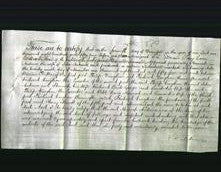 Deed by Married Women - Hannah Andrews-Original Ancestry
