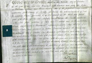 Deed by Married Women - Ann Baker-Original Ancestry