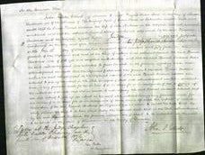 Court of Common pleas - Hannah Andrews-Original Ancestry