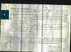 Deed by Married Women - Mary Ann Batindine-Original Ancestry
