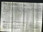 Deed by Married Women - Jane Harrison-Original Ancestry