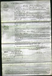 Court of Common Pleas - Anne Byles-Original Ancestry