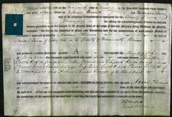Deed by Married Women - Naomi Thomas-Original Ancestry
