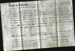 Deed by Married Women - Eliza White-Original Ancestry