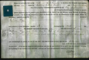 Deed by Married Women - Hester Ann Higgs-Original Ancestry