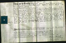 Deed by Married Women - Isabella Moss-Original Ancestry