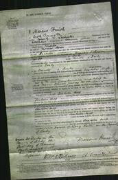 Court of Common Pleas - Isabella Moss-Original Ancestry