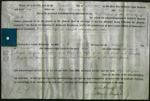 Deed by Married Women - Eliza Marples-Original Ancestry