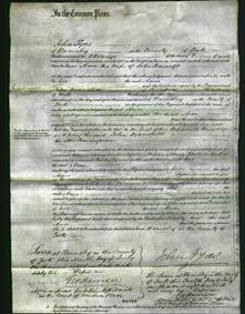 Court of Common Pleas - Ann Hawcroft-Original Ancestry