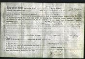 Deed by Married Women - Martha Rathbone-Original Ancestry